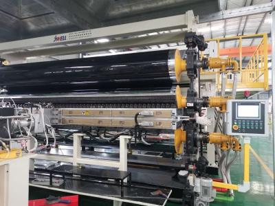 生产设备-HDPE贝博网址是什么膜(压延)
