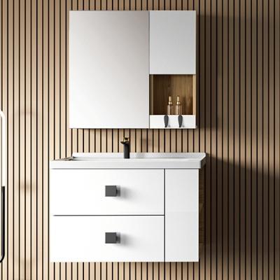 实木浴室柜-DL-N817