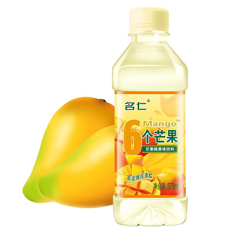 芒果桃果味饮料(6个芒果)