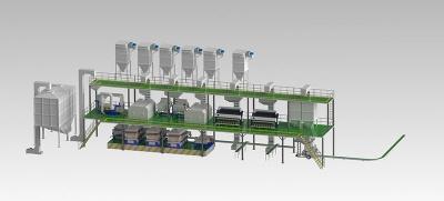 豆類生產線