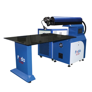 PODA/ Laser Advertising Character Welding Machine Metal Laser Welding Machine Type II PD-AW300-P3