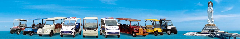 海南觀光車