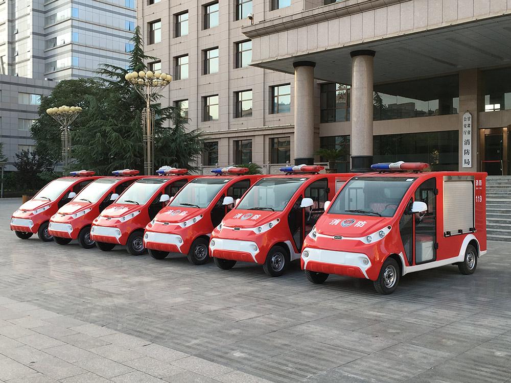 海南電動消防車