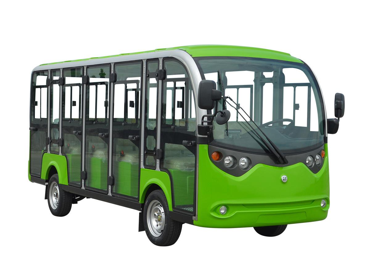 十四人座封閉式旅游觀光車