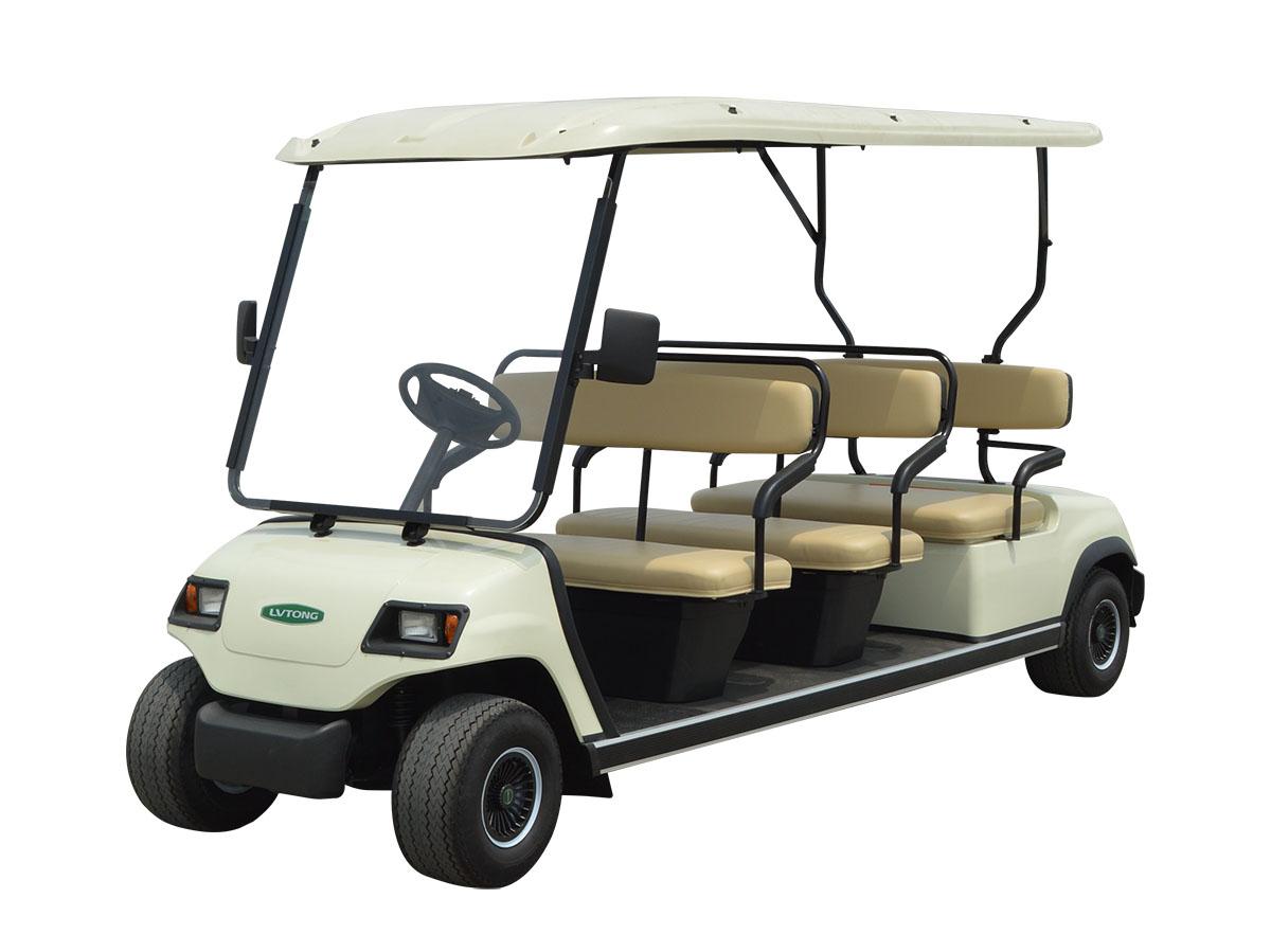 八人座高爾夫觀光車