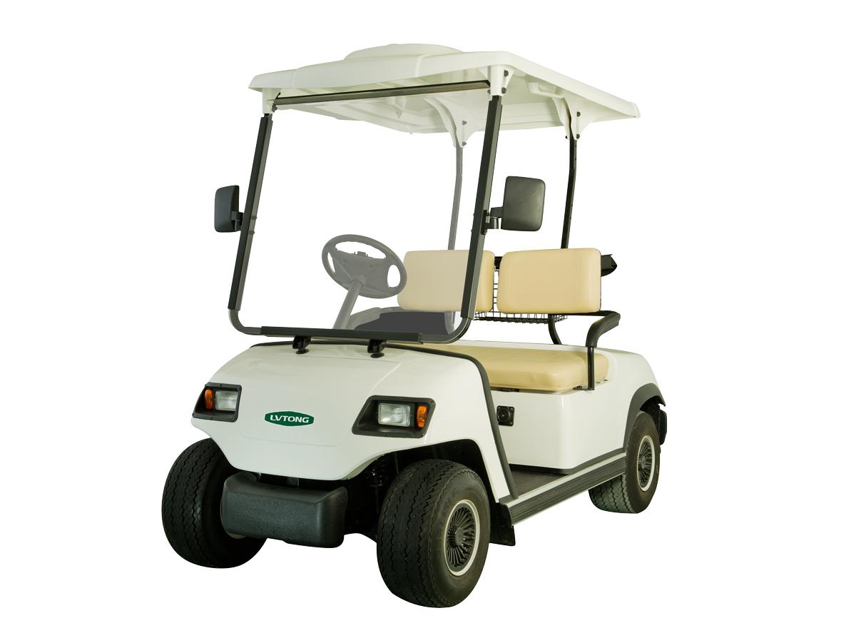 兩人座高爾夫球車