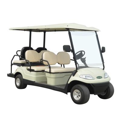 六人座高爾夫觀光車