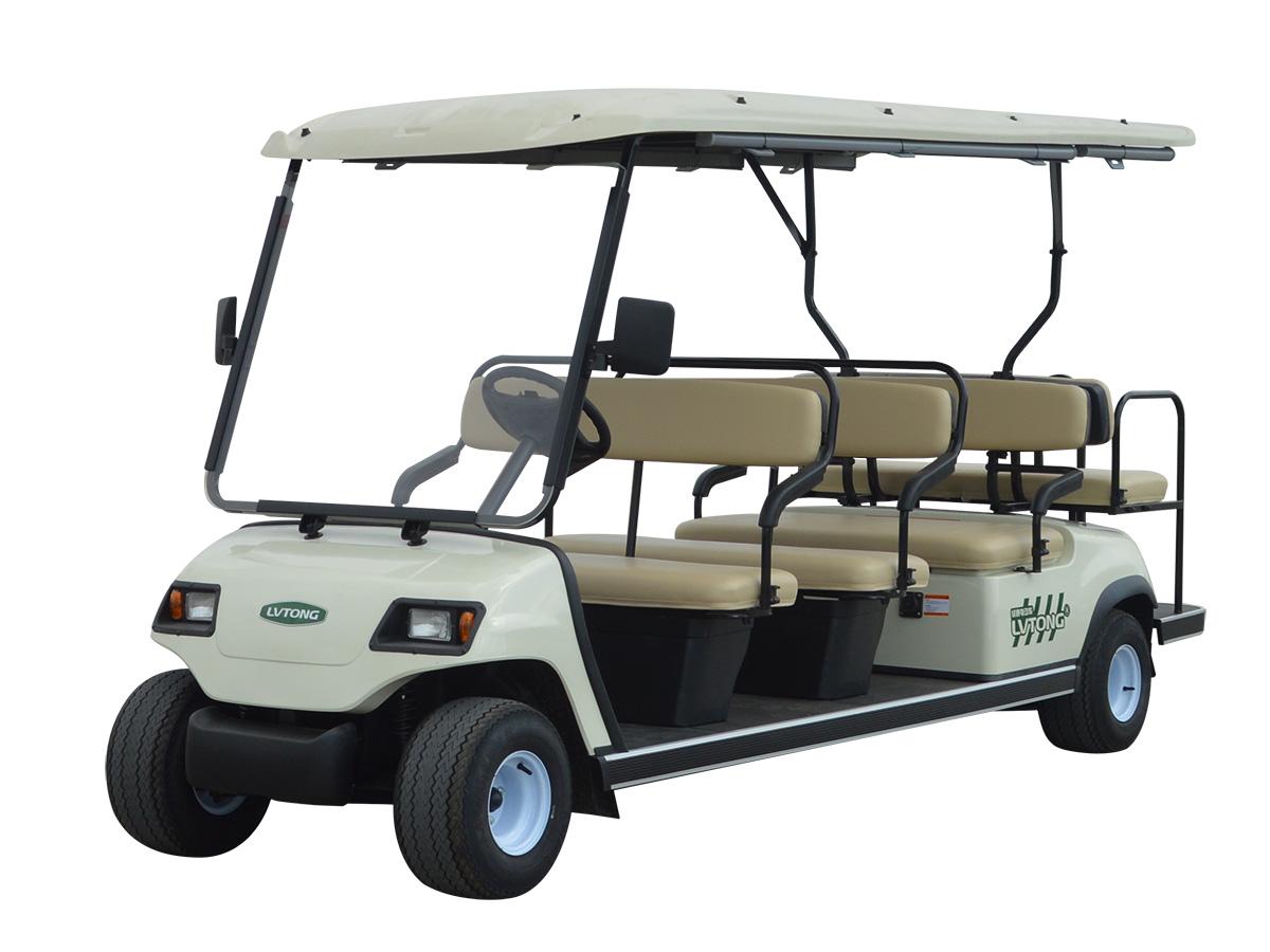 十一人座高爾夫觀光車