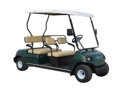 四人座高爾夫球車