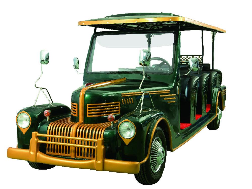 十一人座電動老爺車