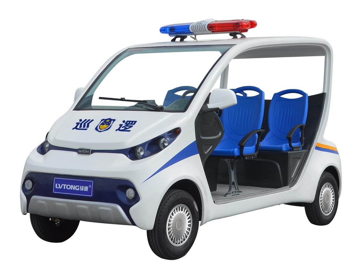 四人座電動巡邏車