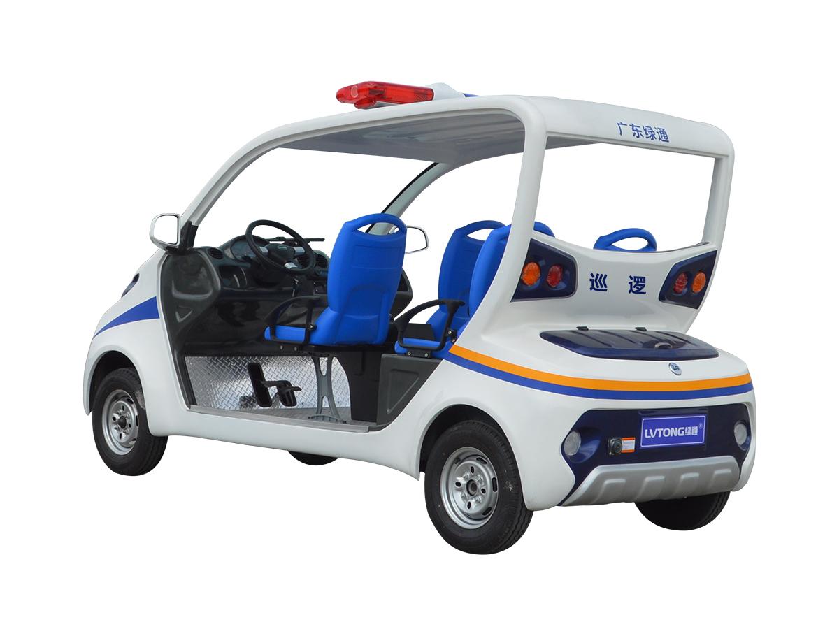 五人座電動巡邏車