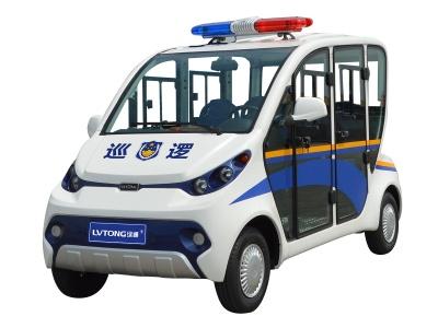 五人座封閉式電動巡邏車
