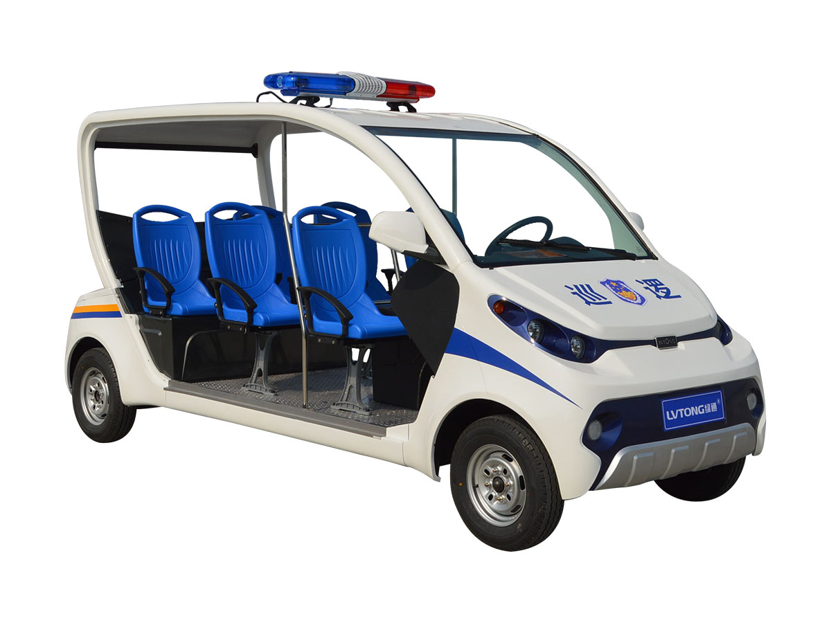 六人座電動巡邏車