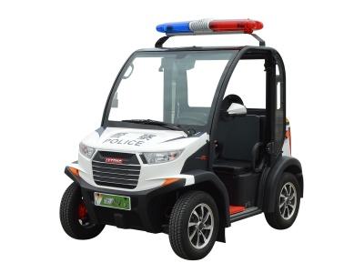兩人座電動巡邏車
