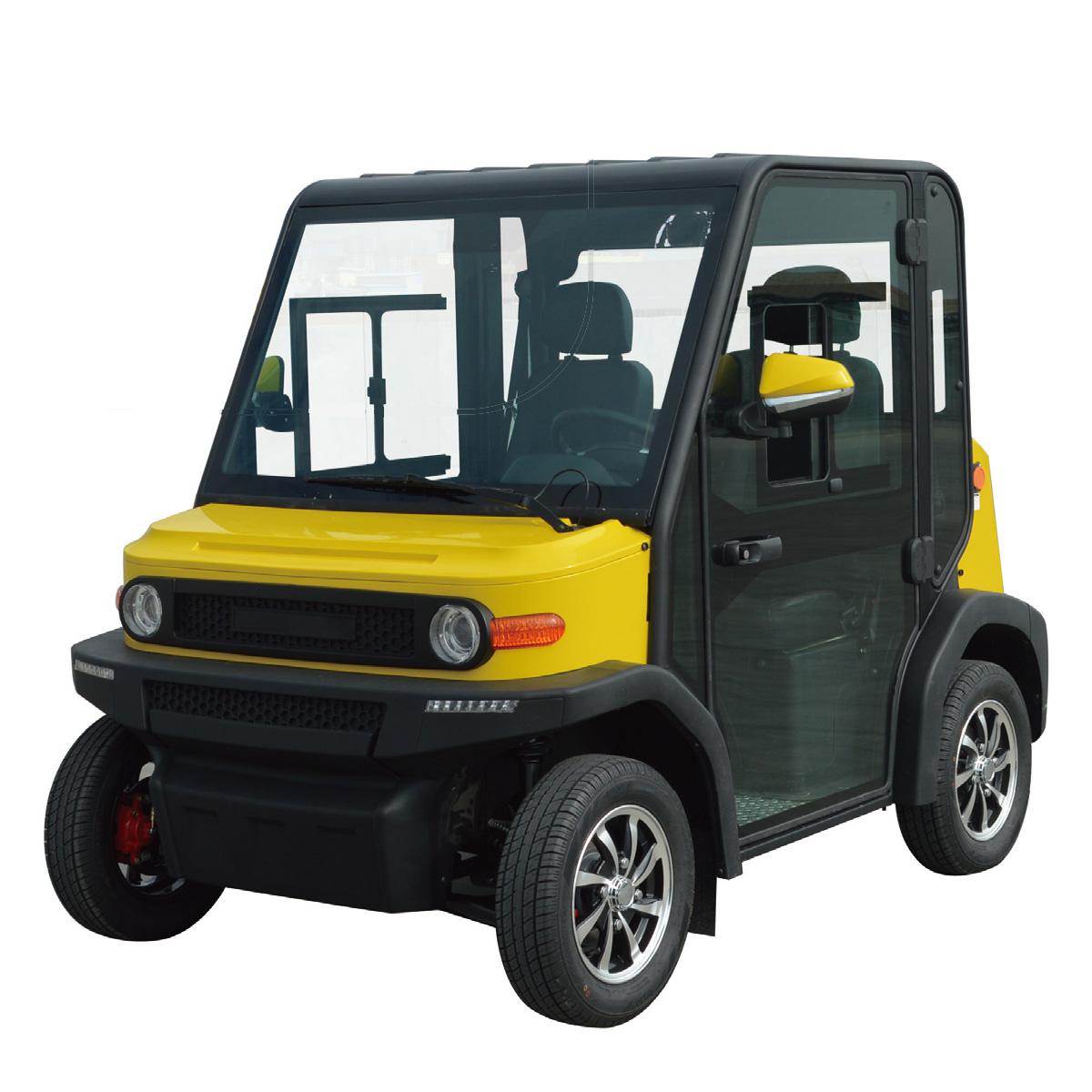 兩人座電動代步車