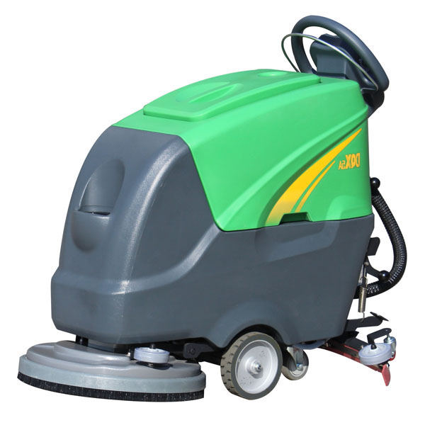 微型駕駛式洗地機DQX6