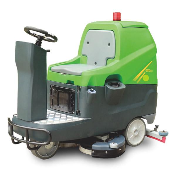 中型駕駛式洗地機DQX86