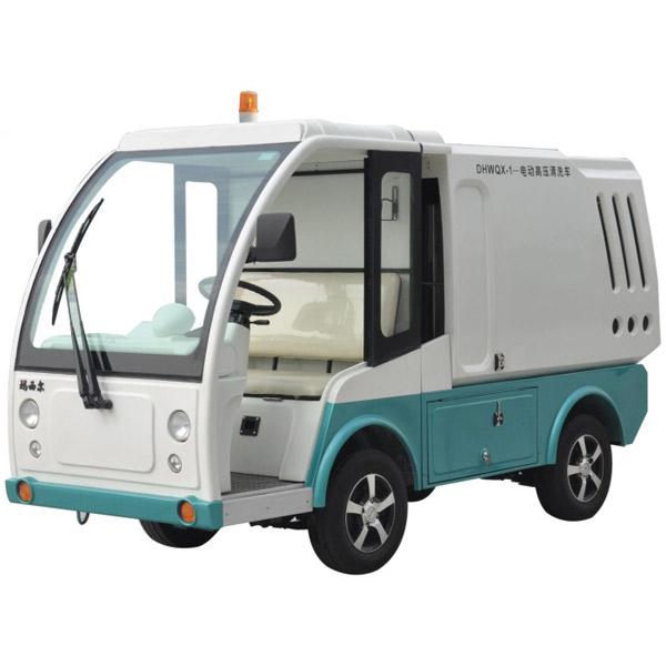 高壓清洗車DHWQX-1