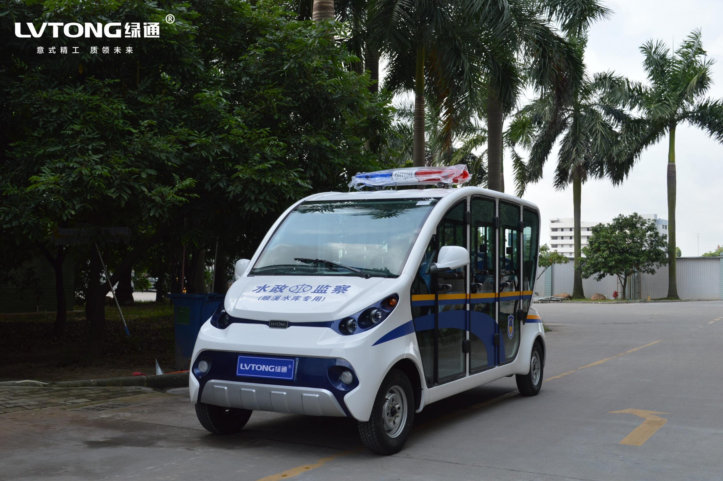 為何電動巡邏車成為執法必備