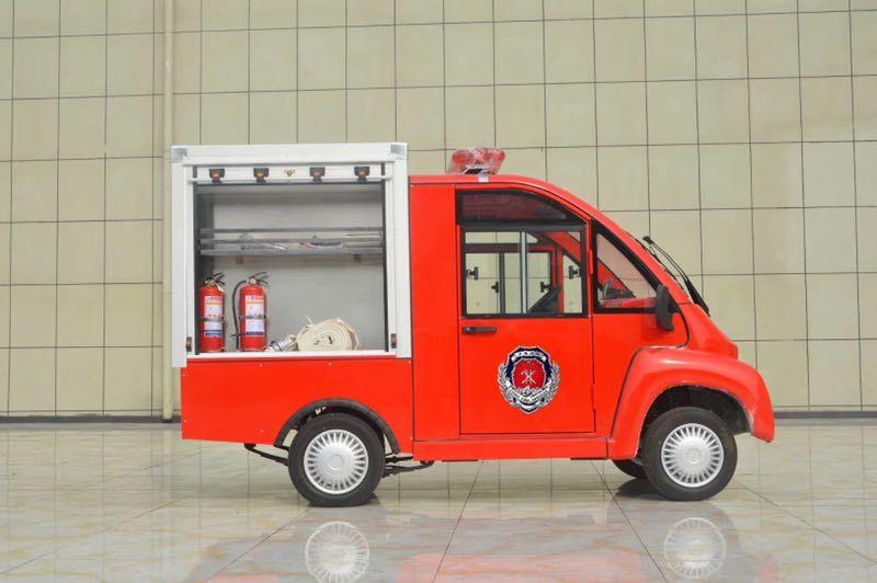 電動消防車——節能環保|成本低廉