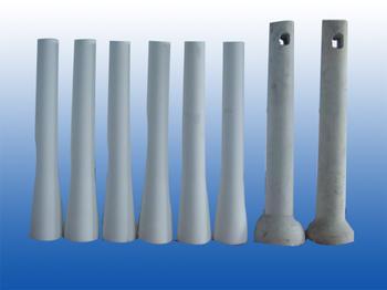 铝碳质整体塞棒