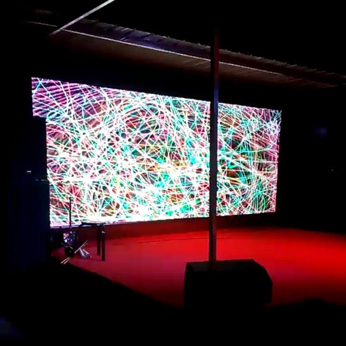 室內LED P5租賃顯示屏