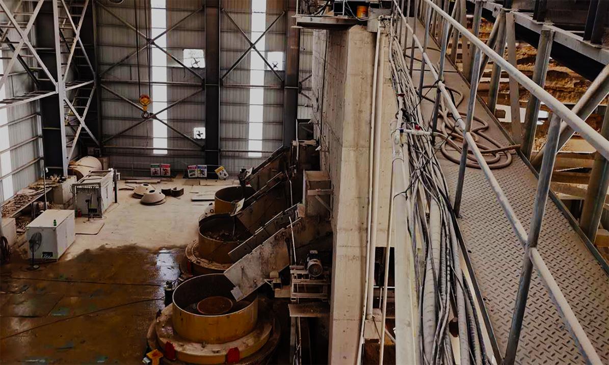 泰盛石場順達圓錐生產線