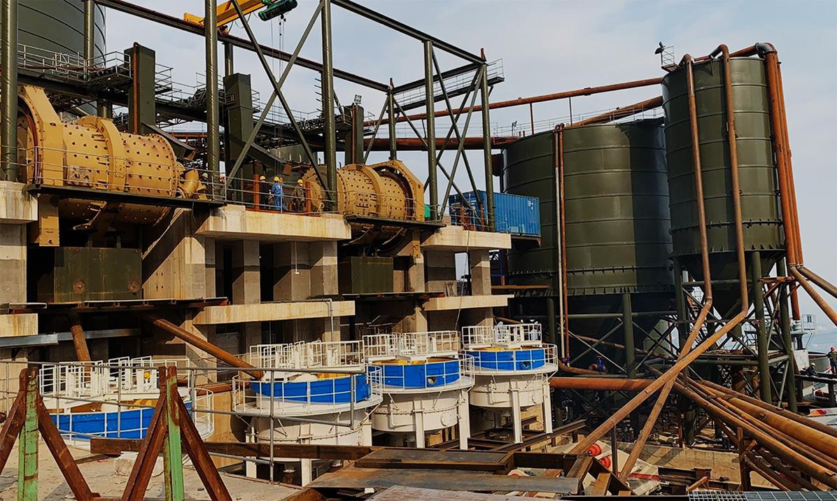 谷城生產線順達制砂機生產線