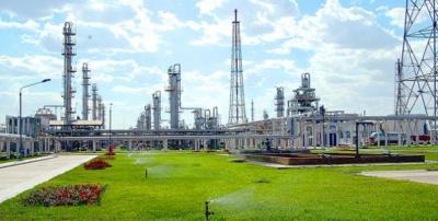 中石油龍崗天然氣凈化廠