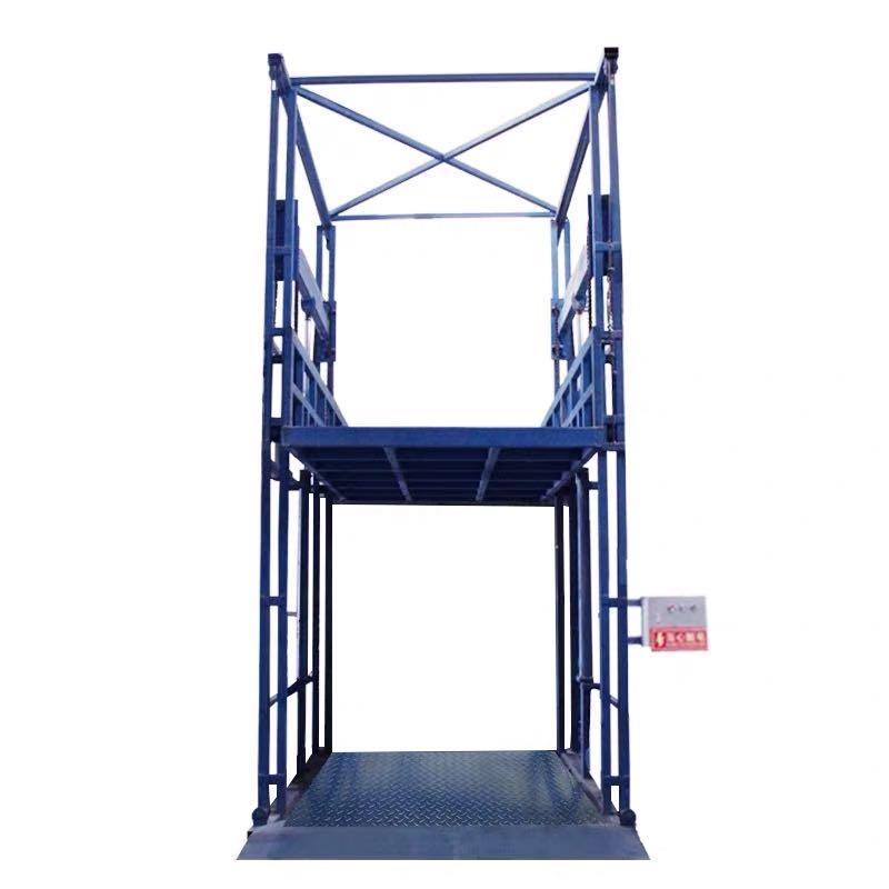 導軌升降貨梯