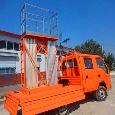 車載式升降機