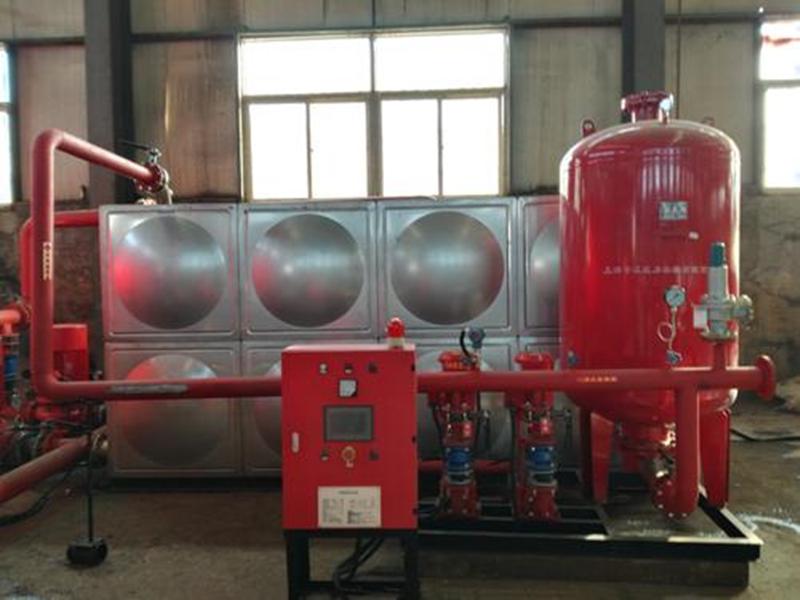 消防泵成套設備