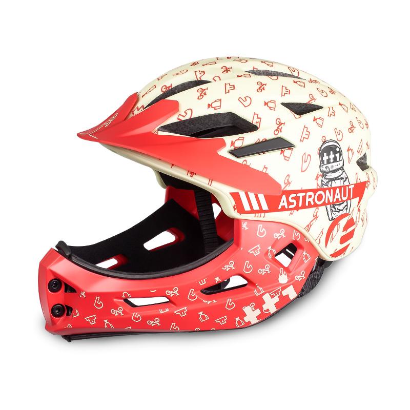 ESSEN 儿童全盔 E-TTJ 专利产品