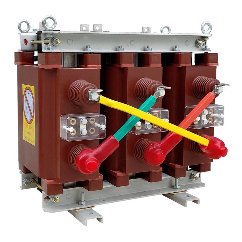 SC 10、11-80/10 干式三相變壓器