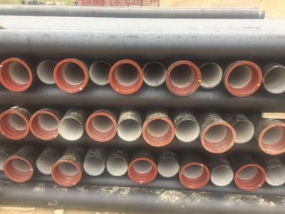 球墨給水鑄鐵管