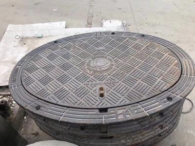 龍巖球墨鑄鐵排污水井蓋