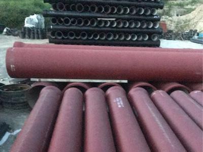 福建球墨排水鑄鐵管