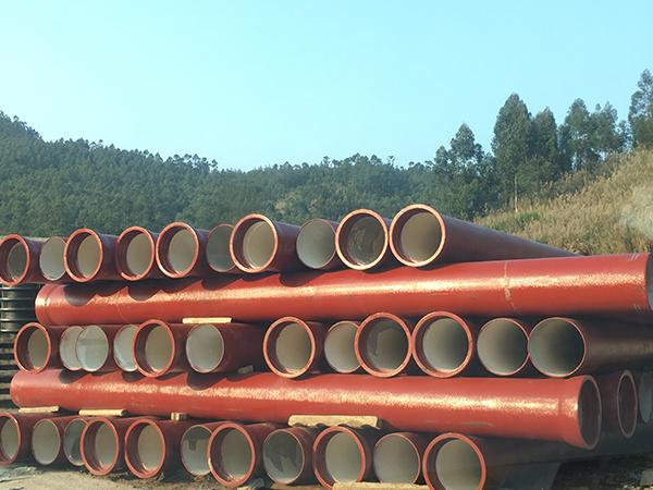 福州球墨排水鑄鐵管