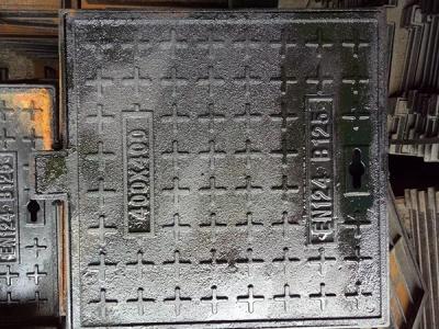 福州市政球墨鑄鐵井蓋