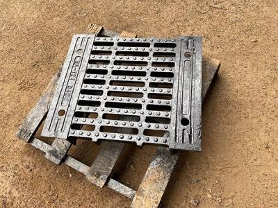 福州球墨鑄鐵馬路井蓋