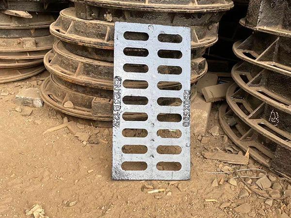 南平球墨鑄鐵馬路井蓋
