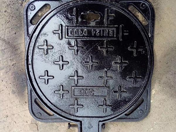泉州球墨鑄鐵馬路井蓋
