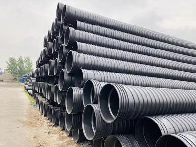 福州HDPE鋼帶增強波紋管