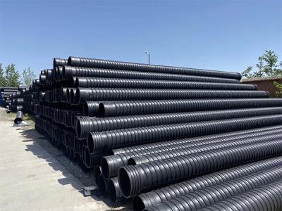 寧德HDPE鋼帶增強波紋管