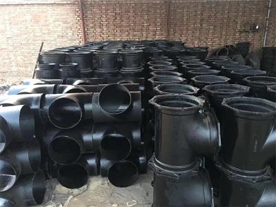 福建W型柔性鑄鐵排水管