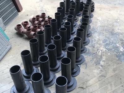 福州W型柔性鑄鐵排水管