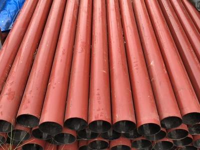 莆田W型柔性鑄鐵排水管