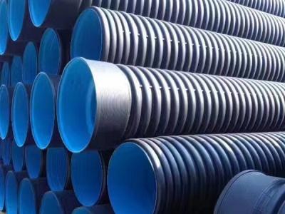 福州雙壁波紋排水管