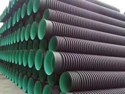 南平雙壁波紋排水管